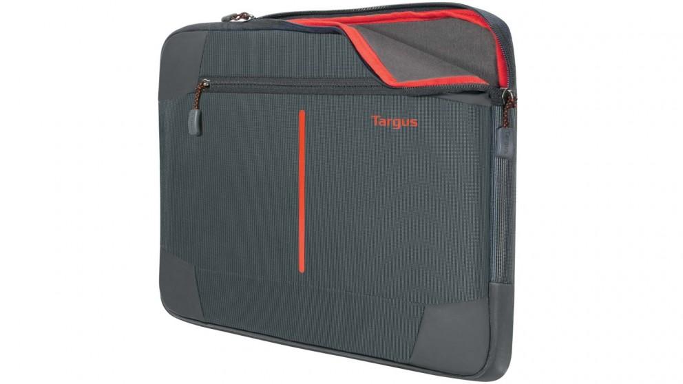 "Targus Bex II notebook case 35.6 cm (14"") Sleeve case Red"
