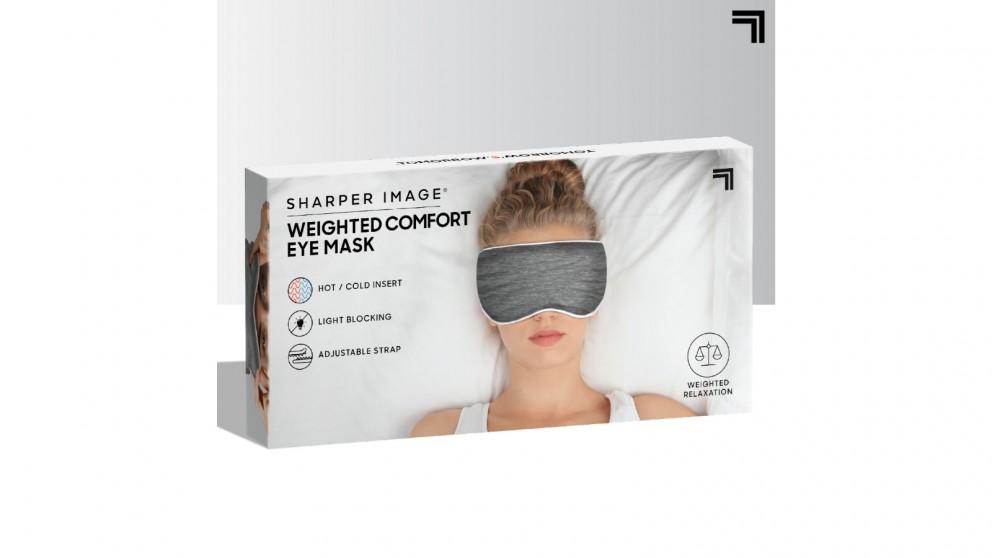 Sharper Image Weighted Eye Mask