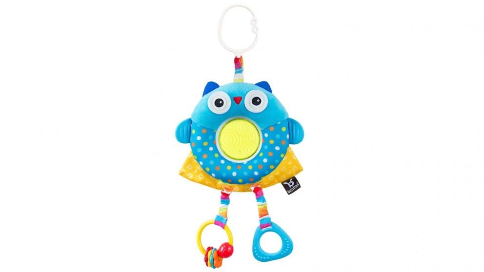 Benbat Dazzle Multi Skills Travel Toy Owl
