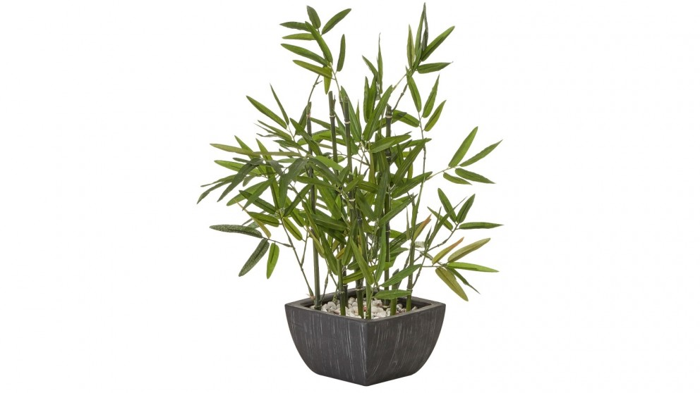 Cooper & Co Tall Bamboo Faux Plant - 46cm