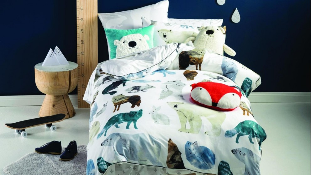 Tundra Quilt Cover Set