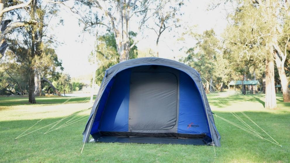 Exterrain Turon Air 4 Person Inflatable Air Tent