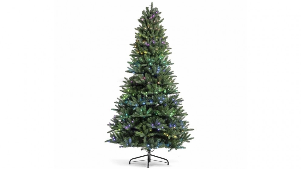 Twinkly 6ft Pre-lit Tree 400 RGB LED String Generation II