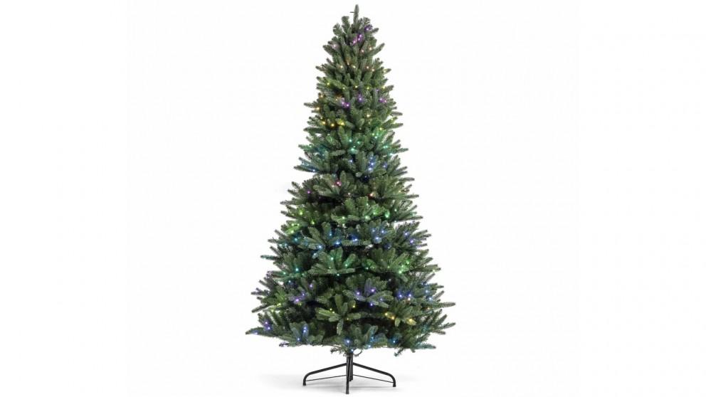 Twinkly 7.5ft Pre-lit Tree 500 RGB LED String Generation II
