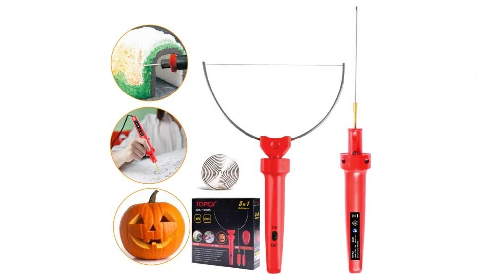 Hot Wire Foam Cutter Styrofoam Cutting Tool Set 3-in-1