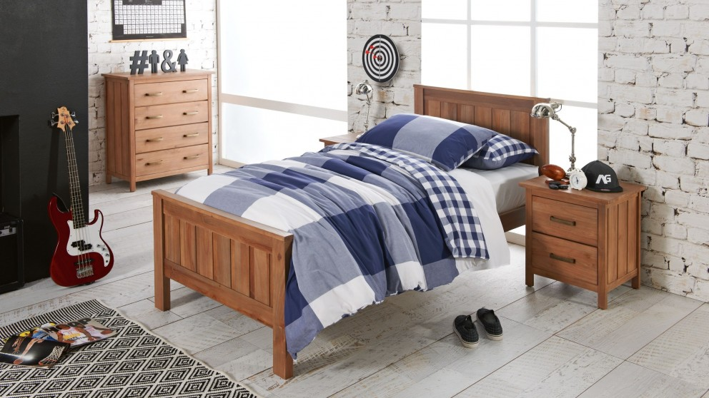 Kids Bedroom Harvey Norman tyson single bed - kids beds & suites - kids bedroom | harvey