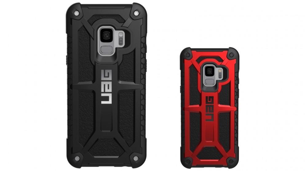 timeless design 039bf 0a42b UAG Monarch Samsung Galaxy S9 Case