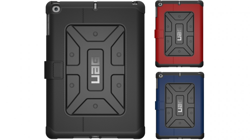 UAG Metropolis Case for iPad