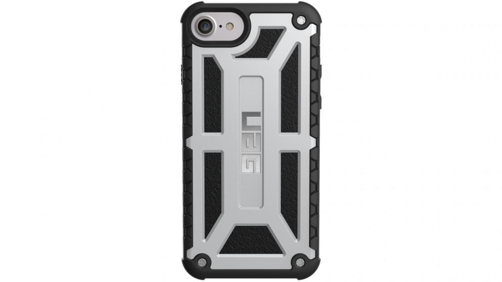 UAG Monarch iPhone7/6s Case - Platinum