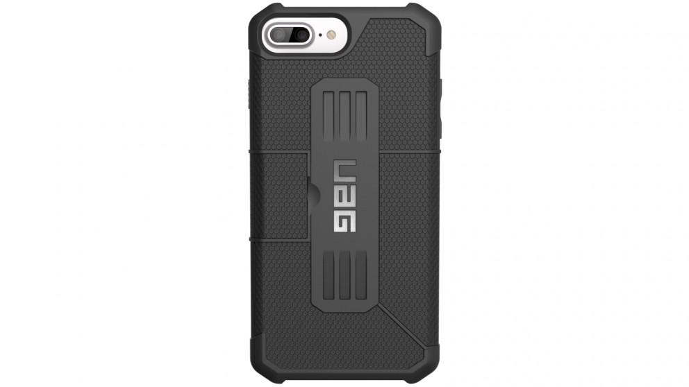UAG Metropolis iPhone 7/6s Plus Folio Case - Black