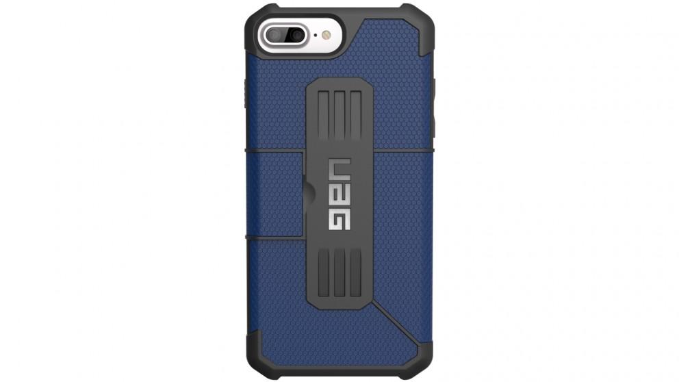UAG Metropolis iPhone 7/6s Plus Folio Case - Cobalt