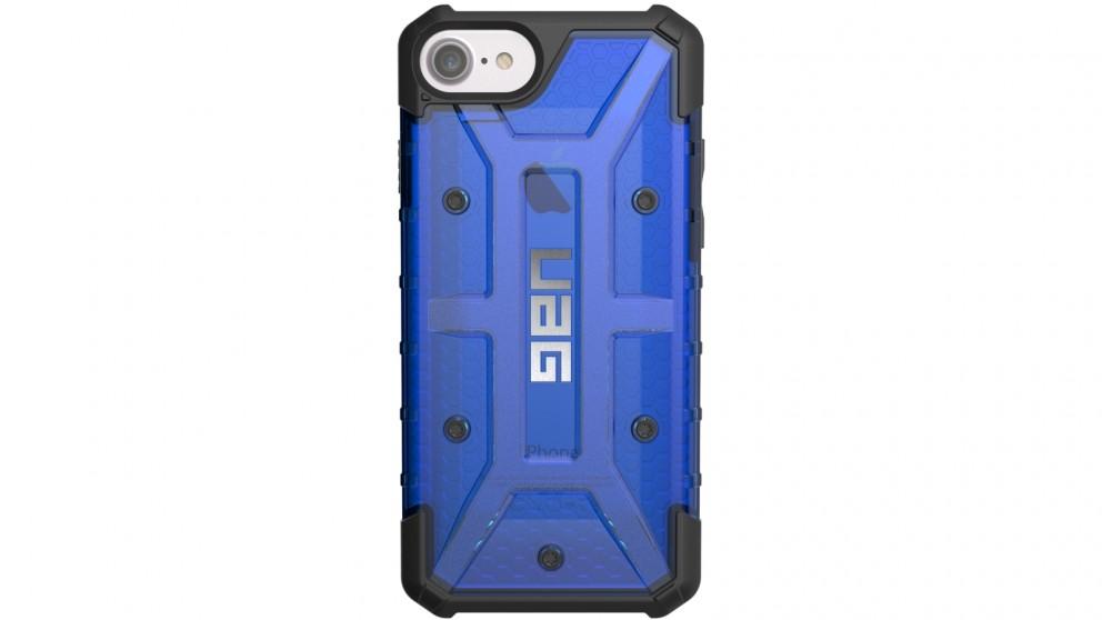 UAG Plasma Case for iPhone 8/7/6S - Cobalt