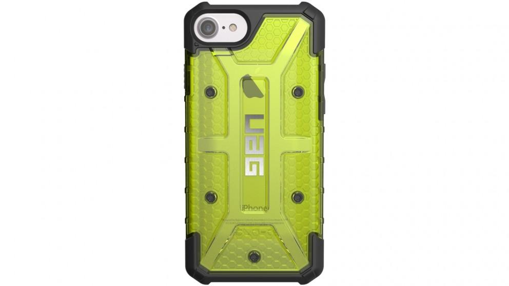 UAG Plasma Case for iPhone 8/7/6S - Citron
