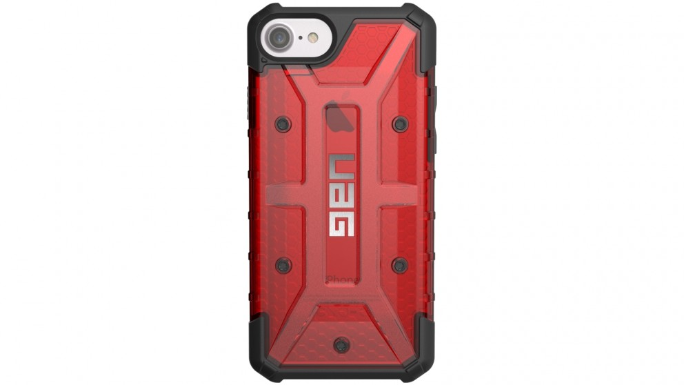 UAG Plasma Case for iPhone 8/7/6S - Magma