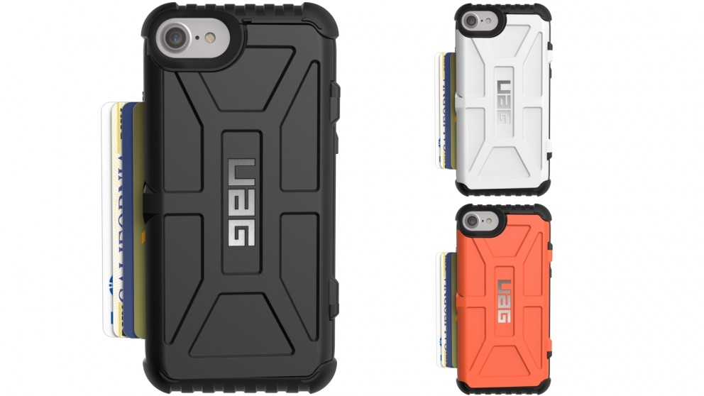 UAG Trooper Card Case for iPhone 8/7/6s