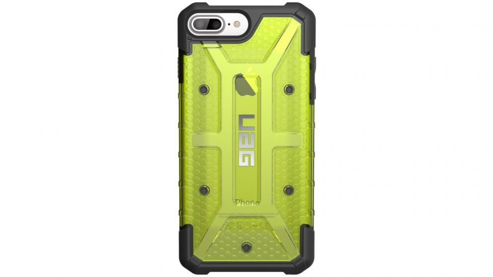 UAG Plasma Case for iPhone 8 Plus/7 Plus/6s Plus - Citron