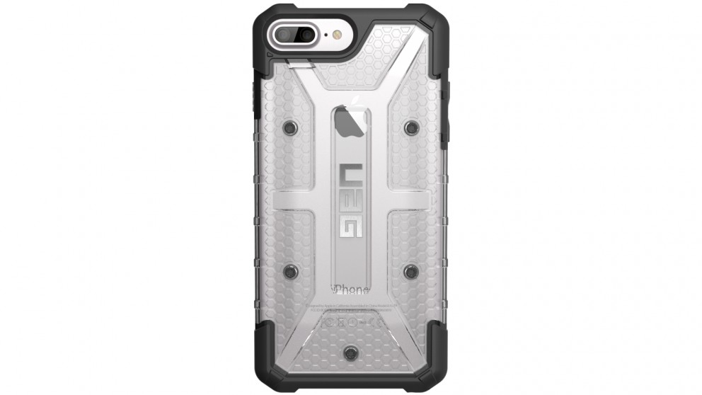 UAG Plasma Case for iPhone 8 Plus/7 Plus/6s Plus - Ice