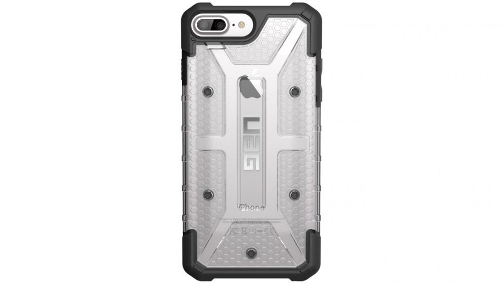 UAG Plasma Case for iPhone 8 Plus/7 Plus/6s Plus - Ice