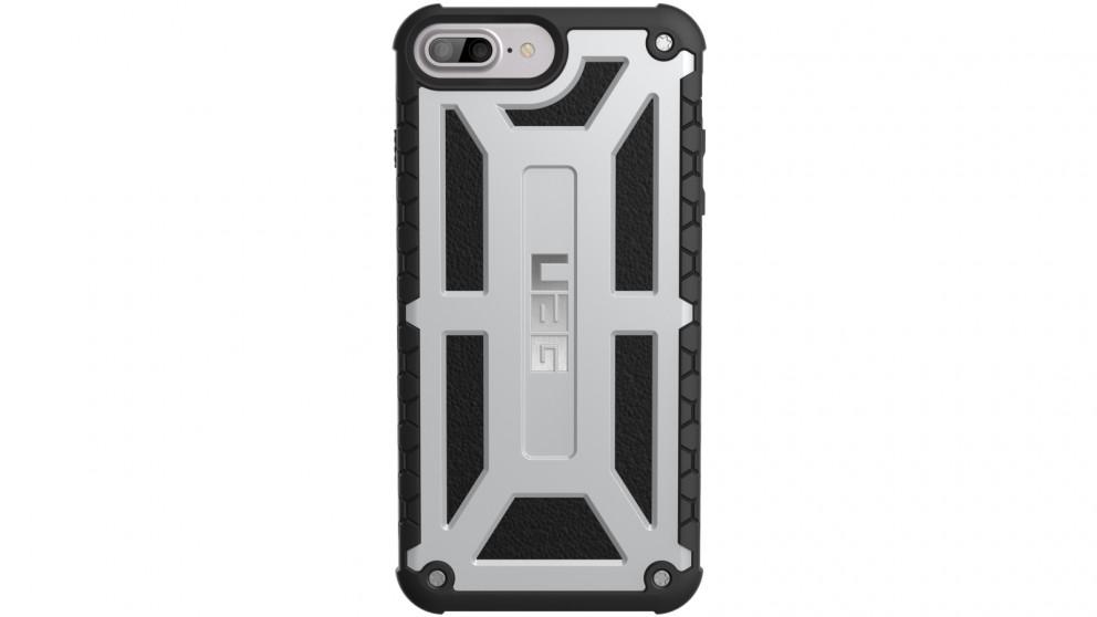 UAG Monarch Case for iPhone 8 Plus/7 Plus/6s Plus - Platinum