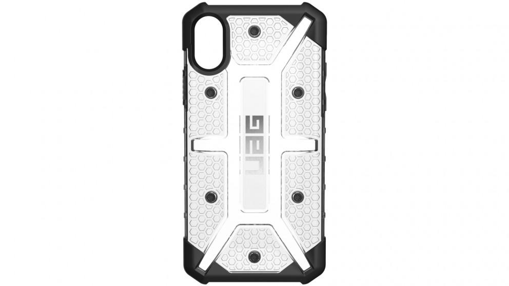 UAG Plasma Case for iPhone X - Ice