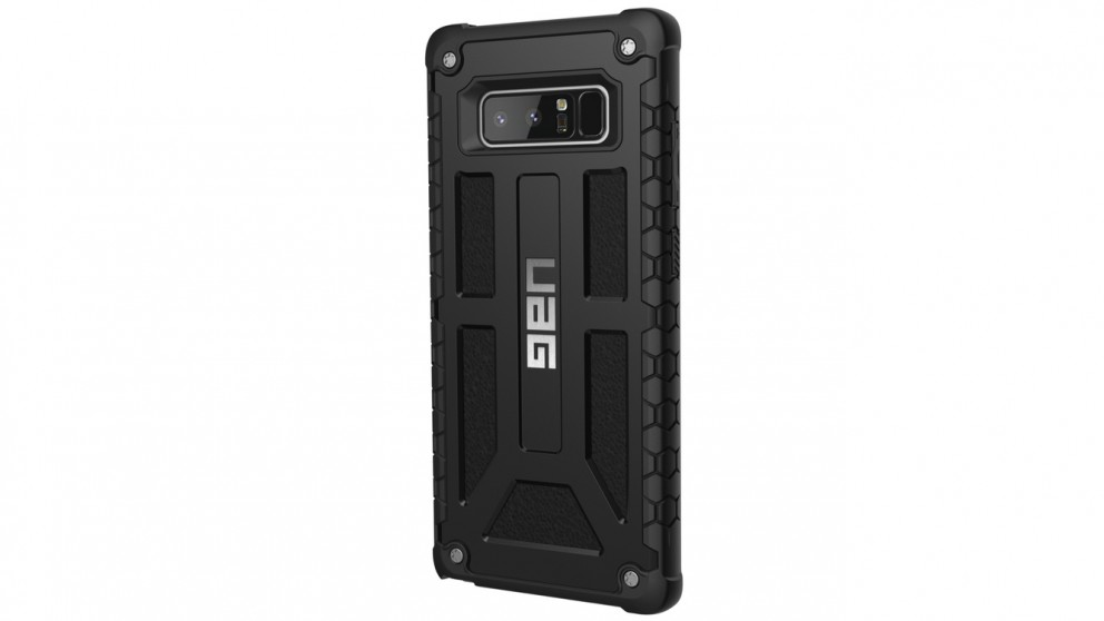 UAG Monarch Samsung Galaxy Note 8 Case - Black