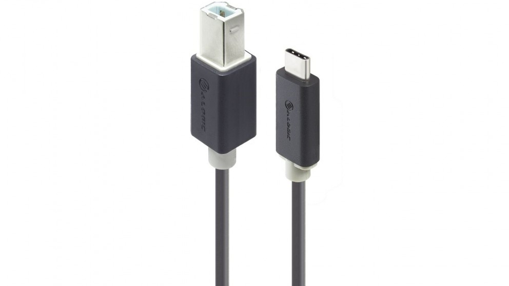 Alogic 1m USB-C to USB-B Cable