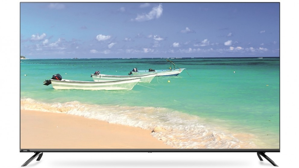 CHiQ 55-inch H10 4K UHD LED LCD Smart TV