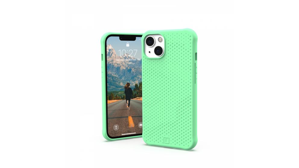 UAG U Dot Case for iPhone 13 - Spearmint