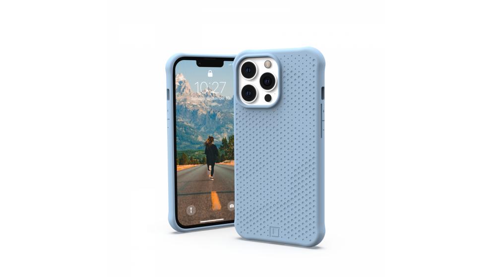 UAG U Dot Case for iPhone 13 Pro - Cerulean