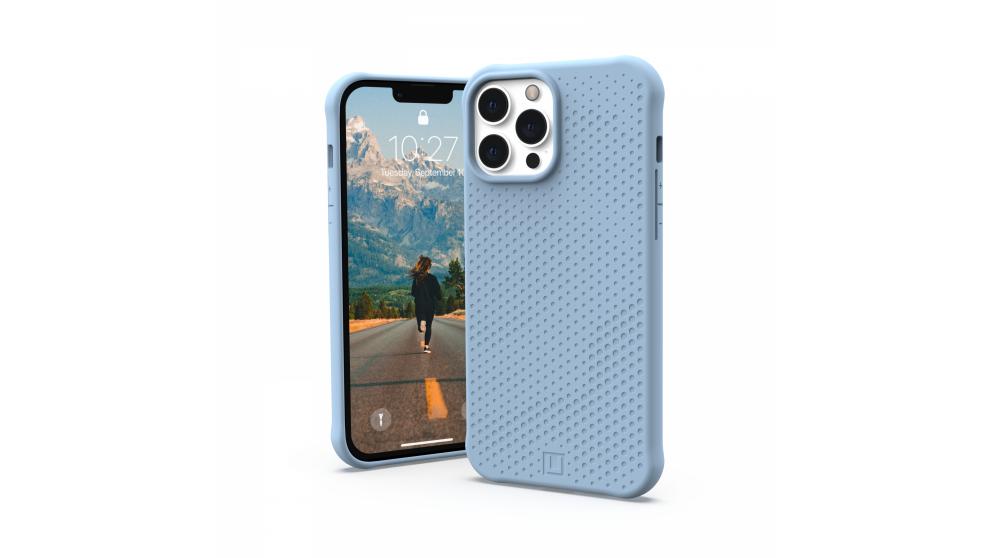 UAG U Dot Case for iPhone 13 Pro Max - Cerulean
