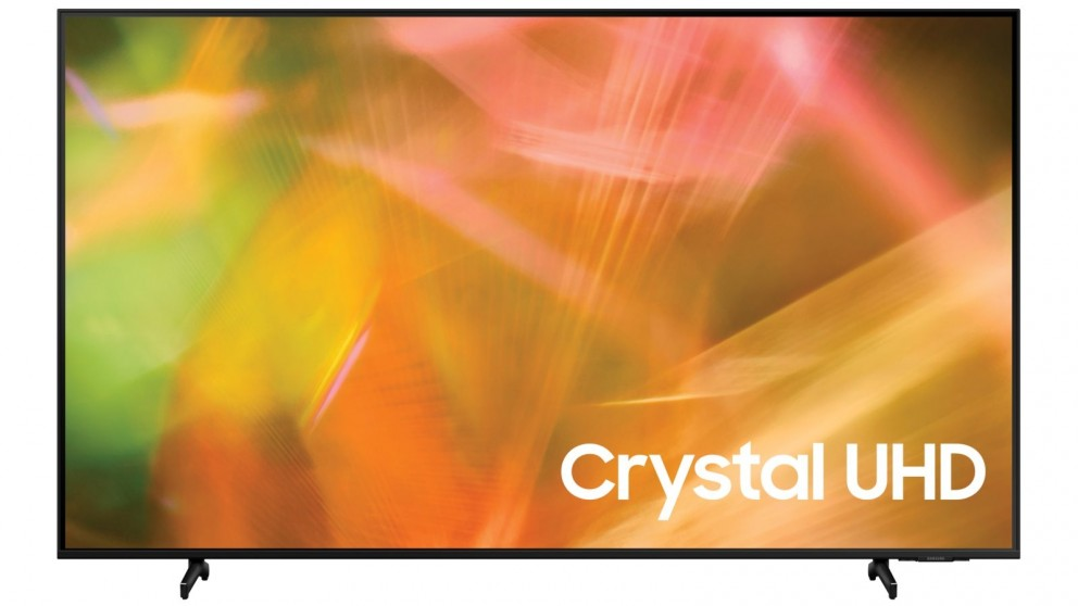 Samsung 50-inch AU8000 Crystal UHD 4K LED LCD Smart TV