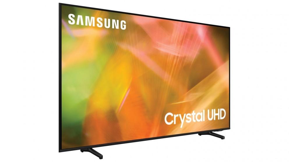 Image of Samsung 75-inch AU8000 Crystal UHD 4K LED LCD Smart TV