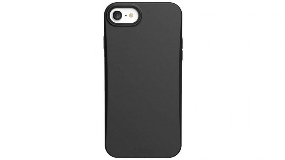 UAG Biodegradable Outback Case for iPhone SE (Gen 2) - Black