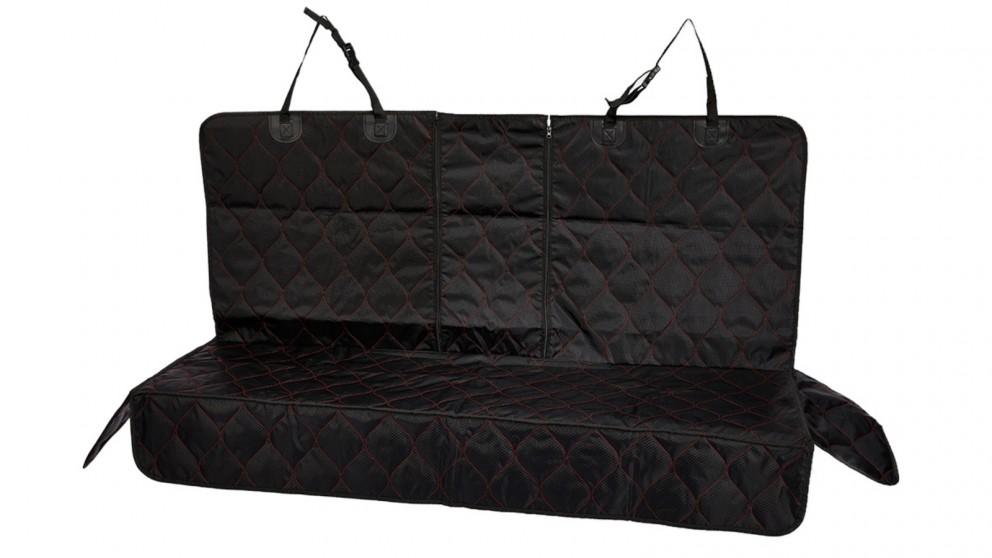 Pet Seat Cover - Black