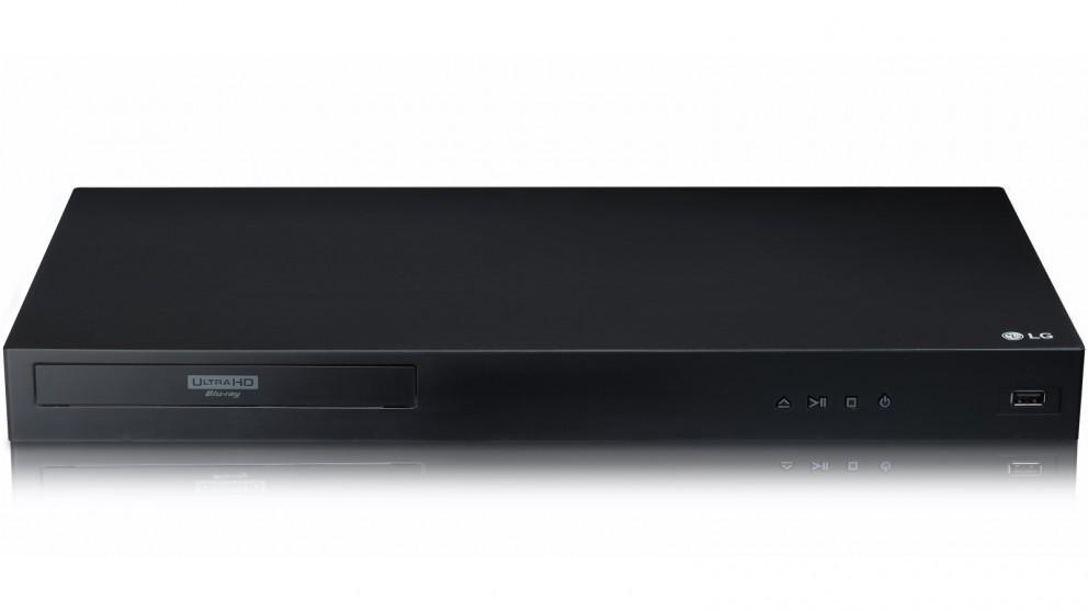 LG UBK80 4K Ultra HD Blu-ray Player