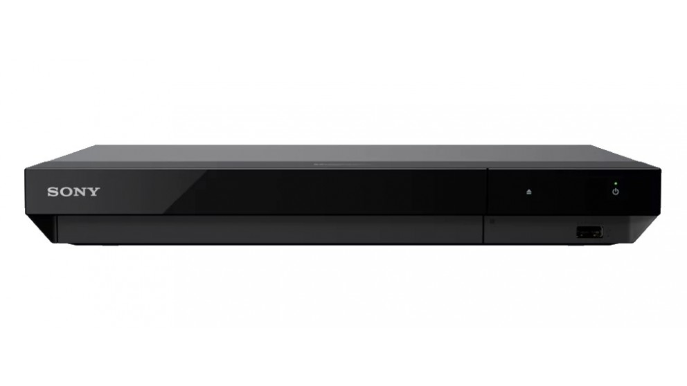 Sony Compact 4K Ultra HD Blu-Ray Player