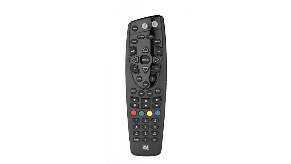 One For All Replacement Remote for TV and Digital PVR