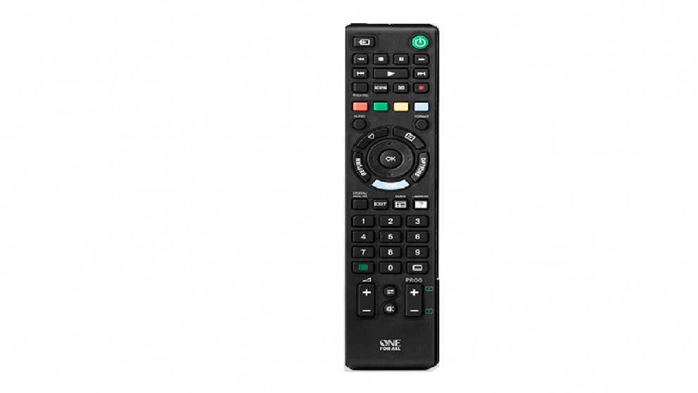 One For All Replacement Remote for Sony TV