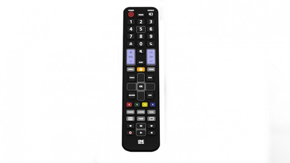One For All Replacement Remote for Samsung TV