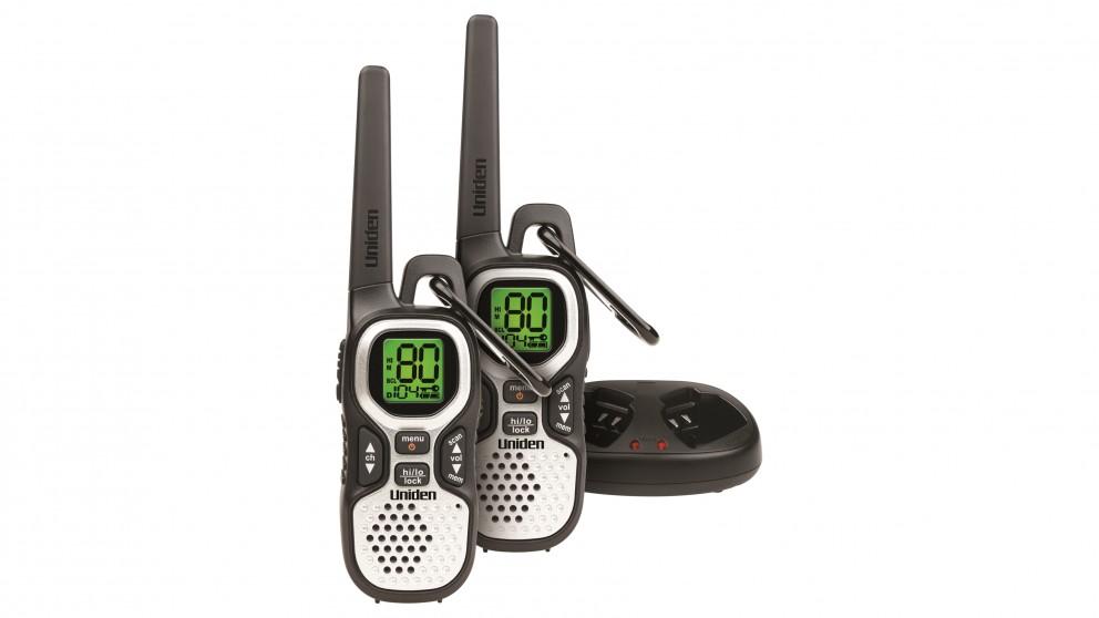 Uniden UH510 Twin Pack Handheld UHF CB Radio