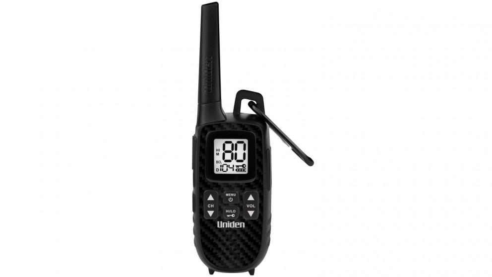 Uniden UH620 2W UHF Handheld Adventure 2-Way Radio