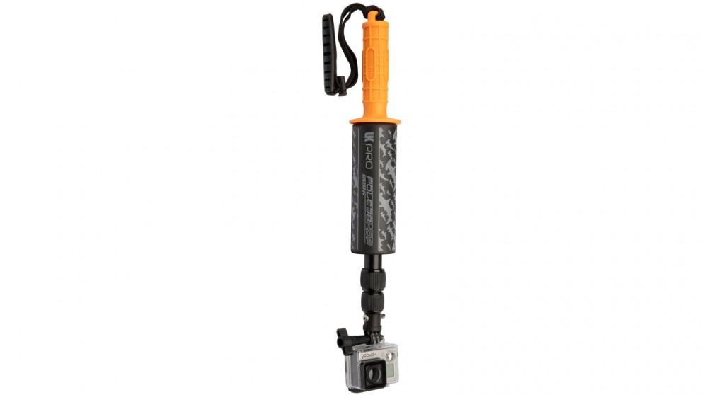 UK Pro POLE 38HD Universal Telescoping Camera Pole - Orange