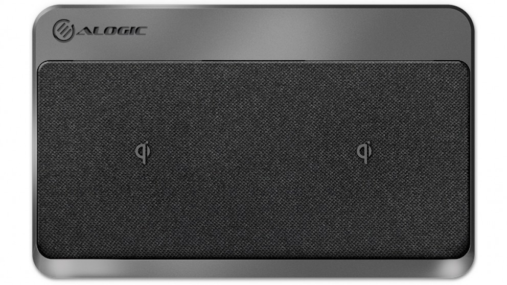 Alogic Power Hub Multi-Device Wireless & USB Charging Station
