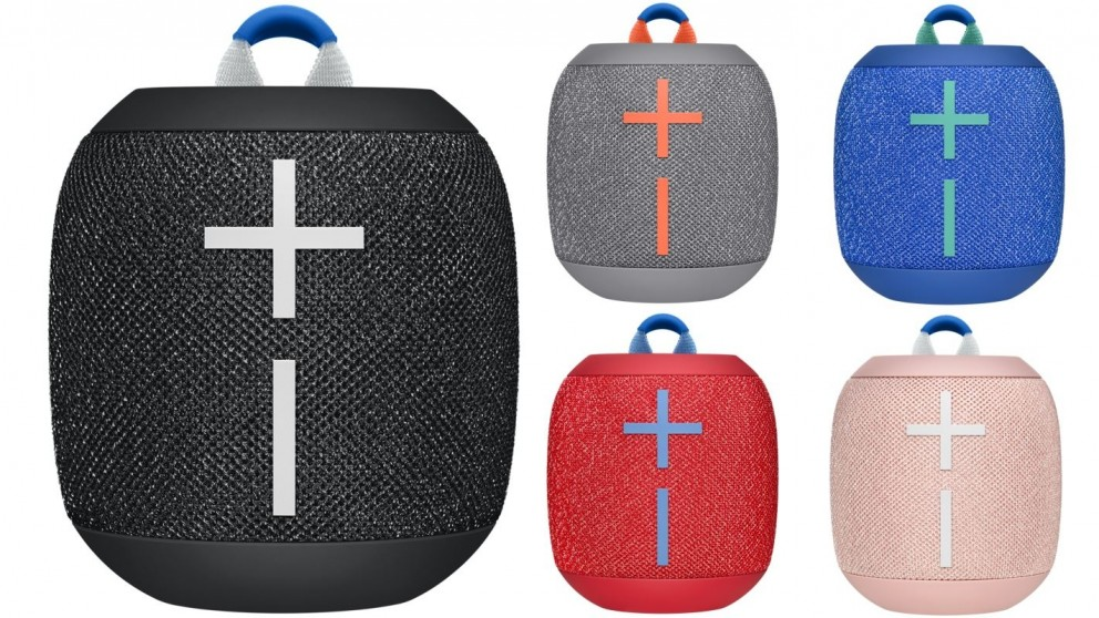ULTIMATE EARS WONDERBOOM 2 Portable Bluetooth Speaker