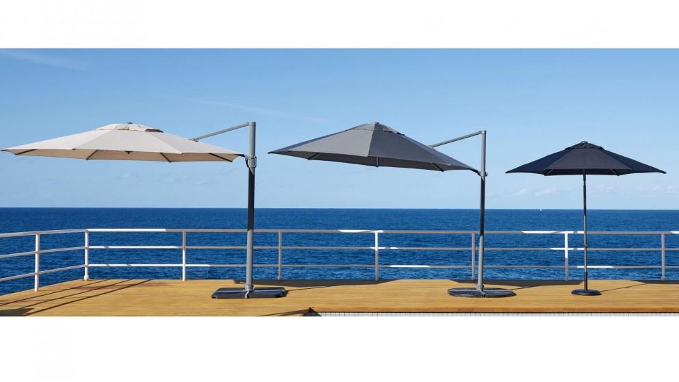 Pampa 3.5m Octagonal Cantilever Outdoor Umbrella