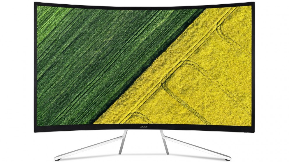 """Acer ET322QR 31.5"""" Curved Flat Panel Monitor"""