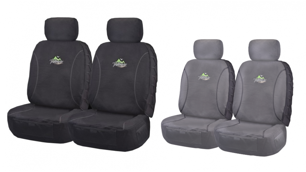 Trailblazer Universal Size 30/35 Front Seat Covers