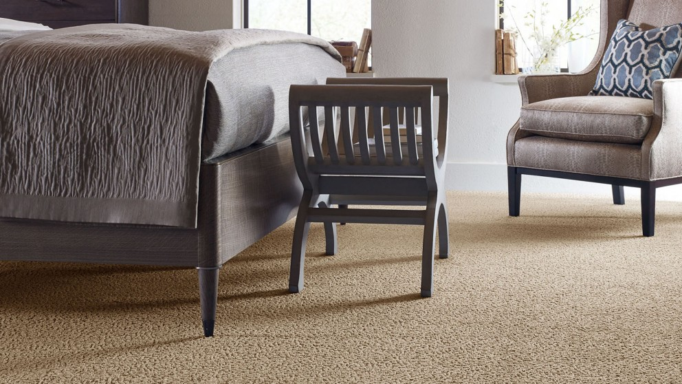 Karastan Unscripted Edge Antiqued Carpet Flooring