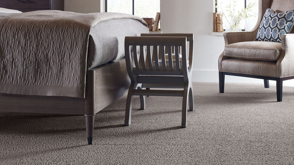 Karastan Unscripted Edge Concrete Carpet Flooring