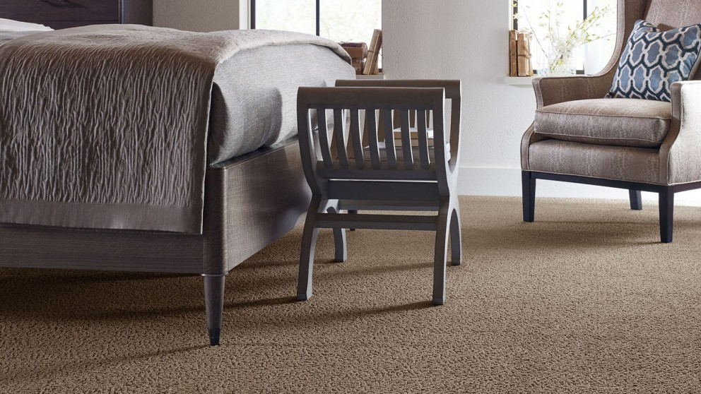 Karastan Unscripted Edge Walnut Carpet Flooring